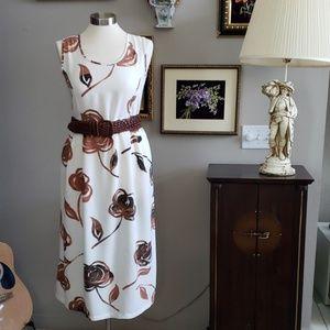 JAMS WORLD VINTAGE💝🌺 BEAUTIFUL ROSE DRESS